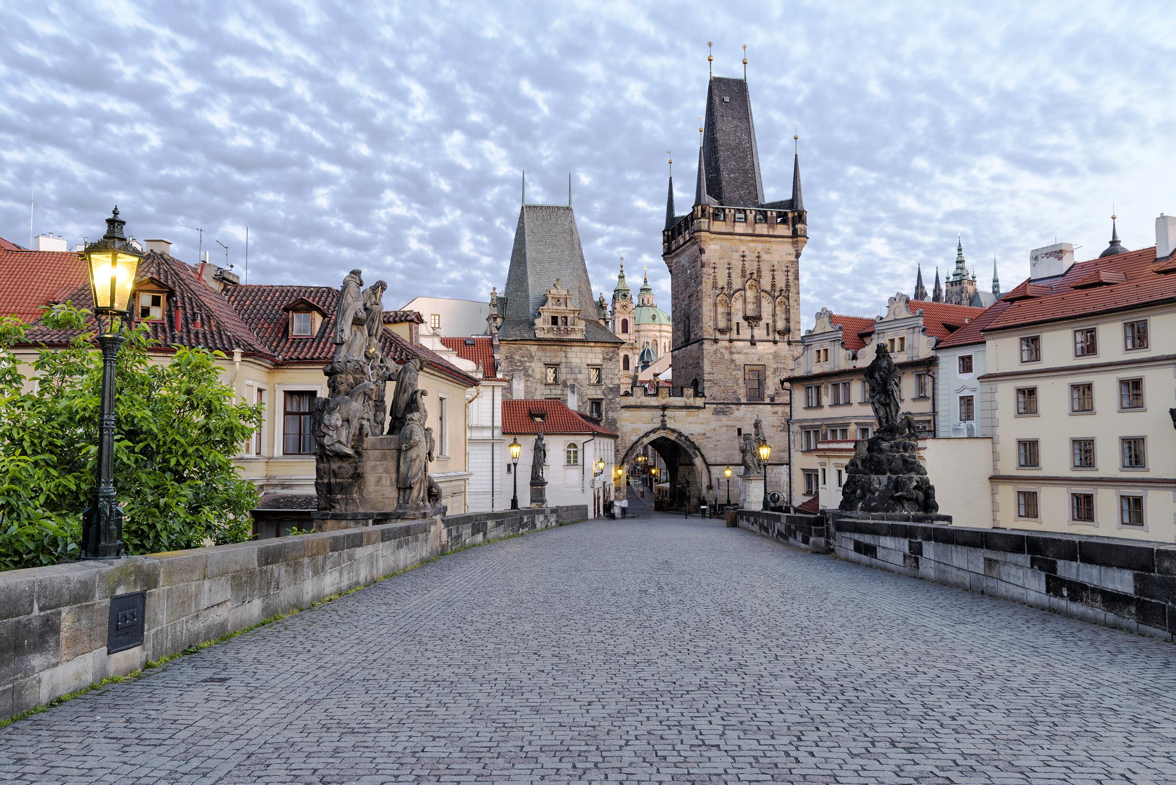 Amex Viajes MX Praga