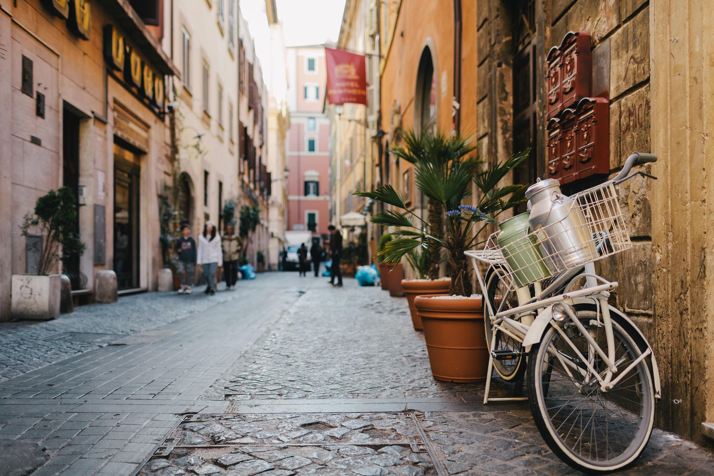 Roma El nuevo centro de diversiones bohemio