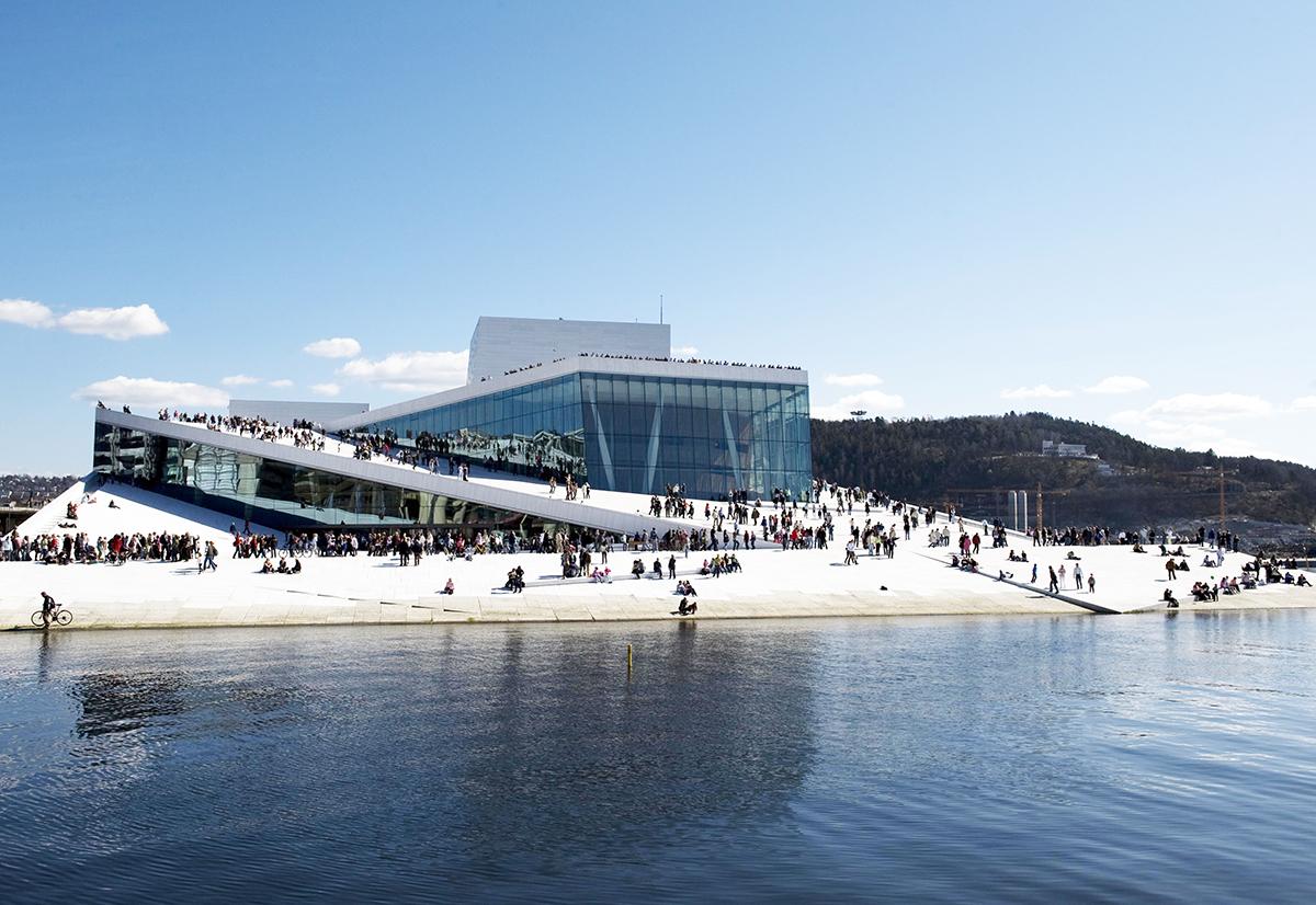 4 Oslo Noruega