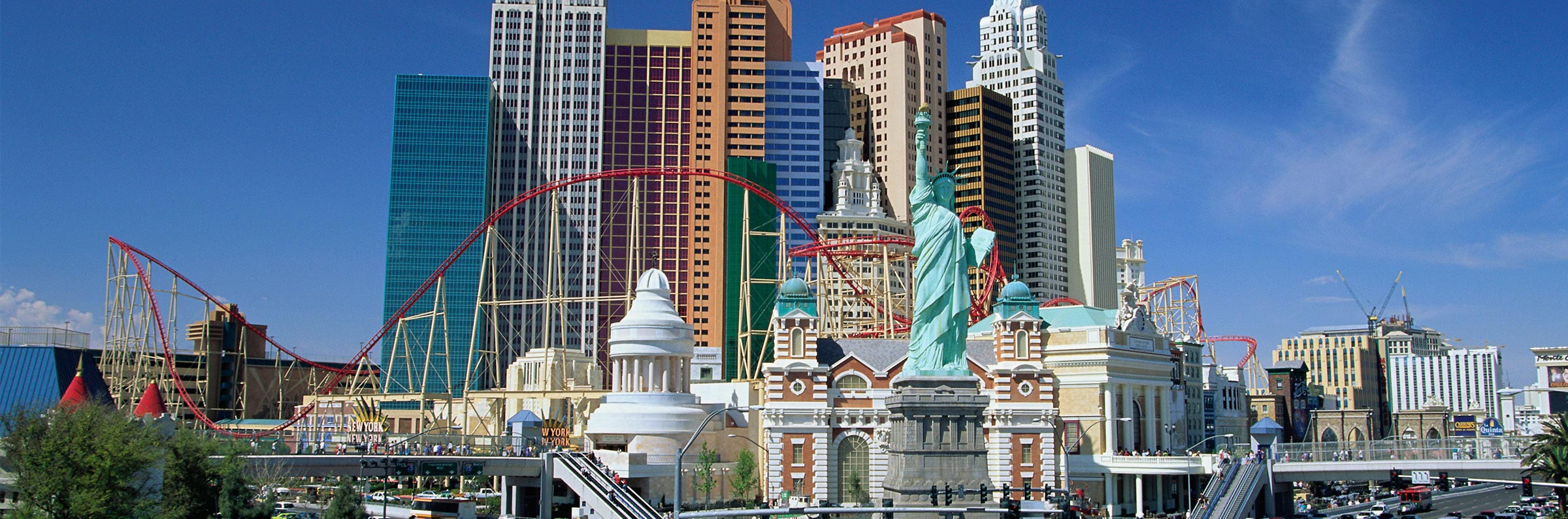 Sights and attractions in Las Vegas