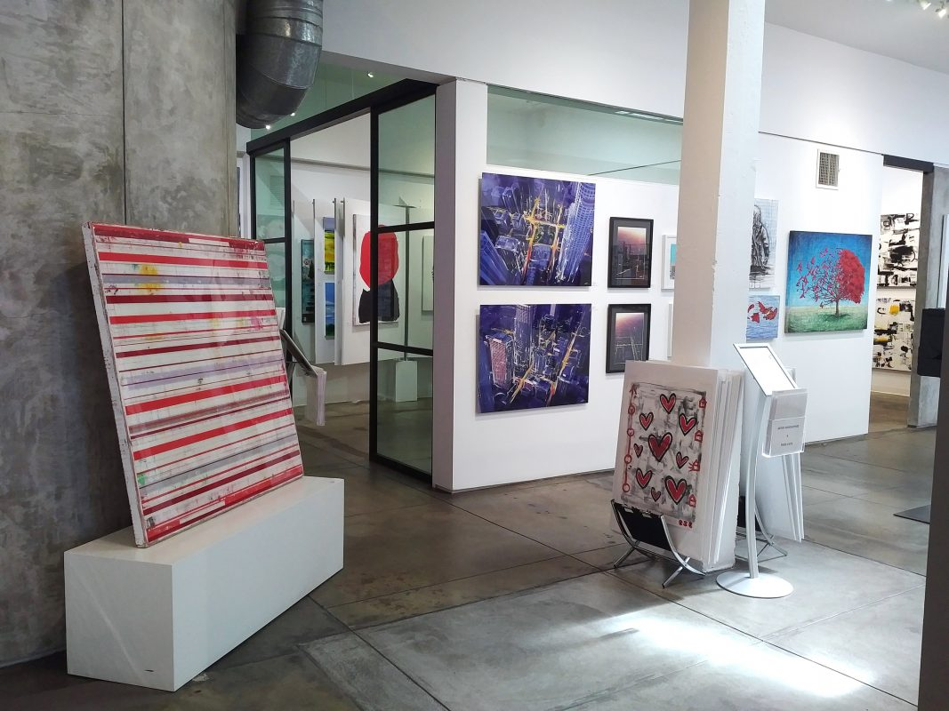 Affordable Art in Los Angeles