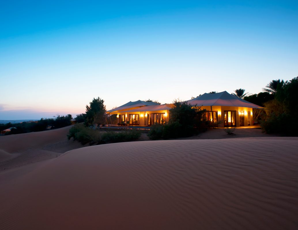 Al Maha Desert Resort and Spa