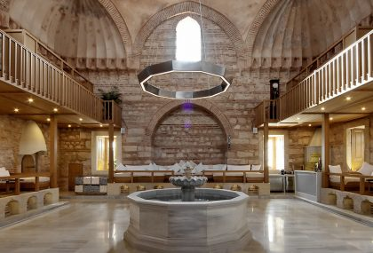 Istanbul baths and spas