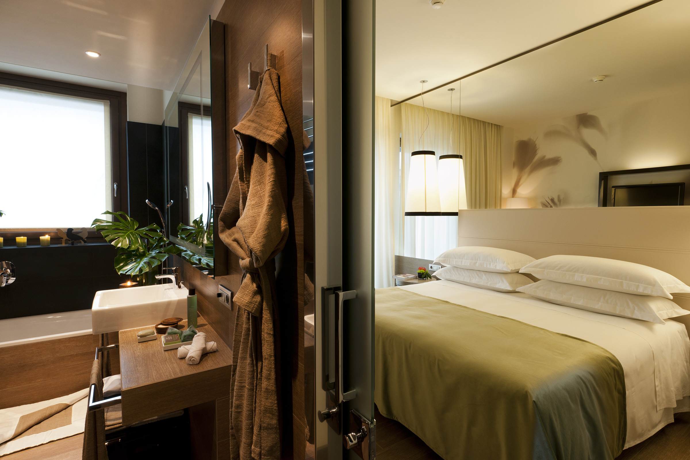 Starhotel Echo Milan Italy