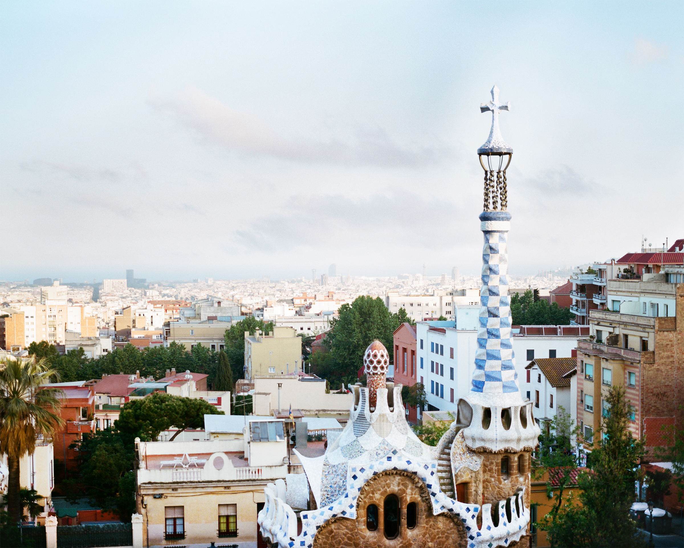 Amex Travel Netherlands Barcelona