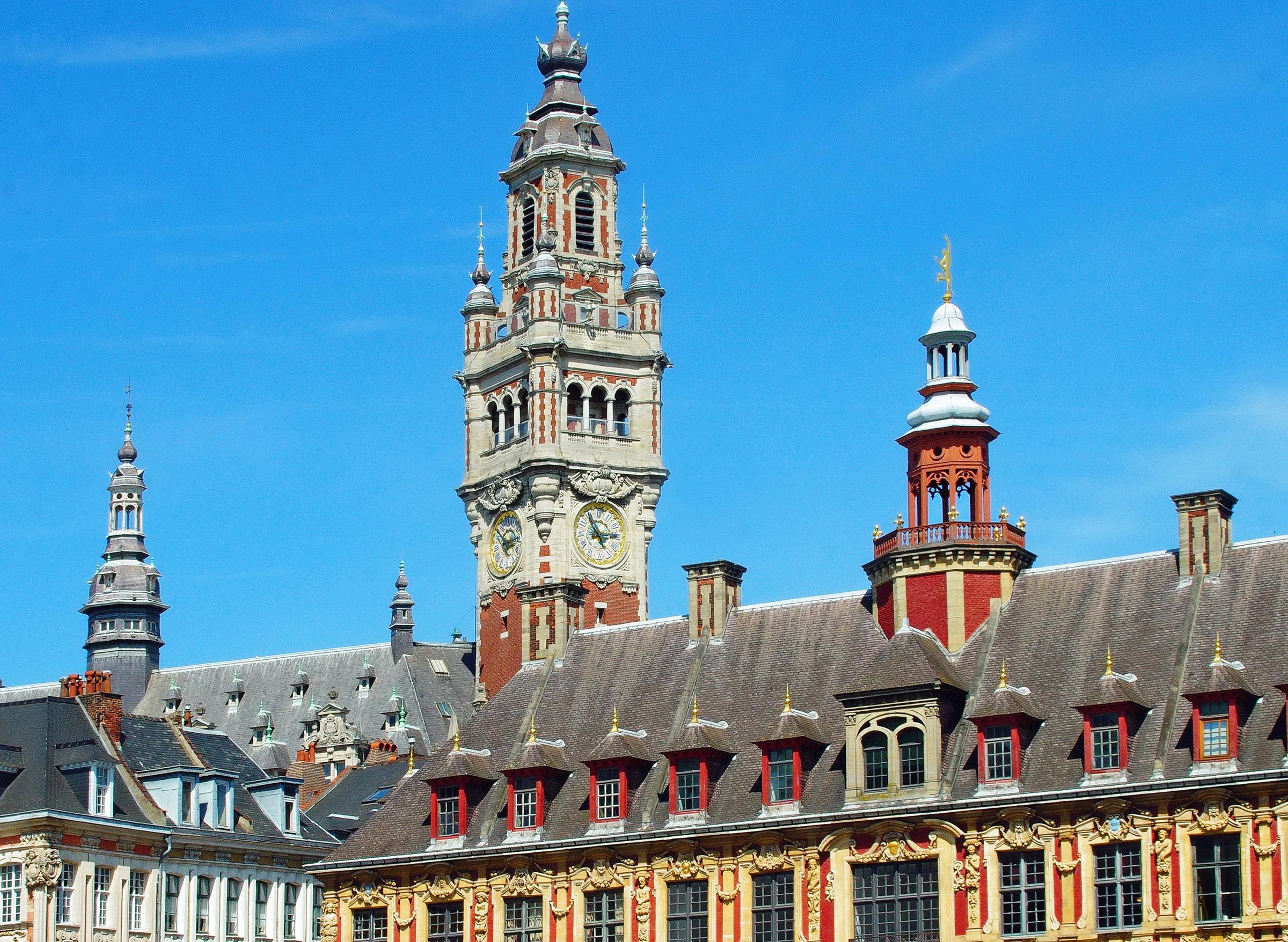Amex Travel NL Lille