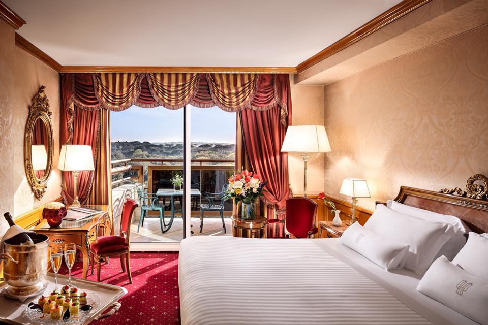 Parco dei Principi Grand Hotel  Spa