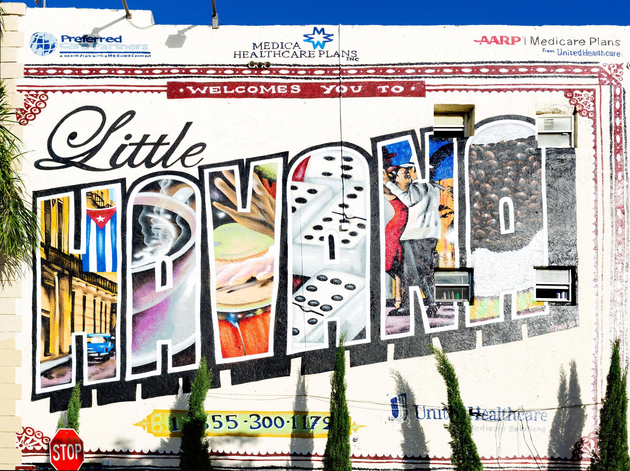 Little Havana Little Haiti and Liberty City