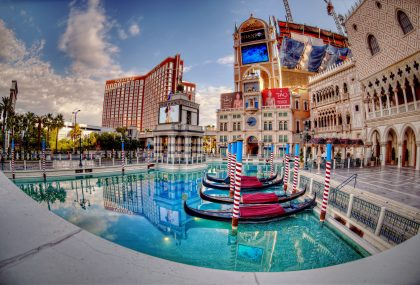 Hedonism and health two sides of the Las Vegas coin