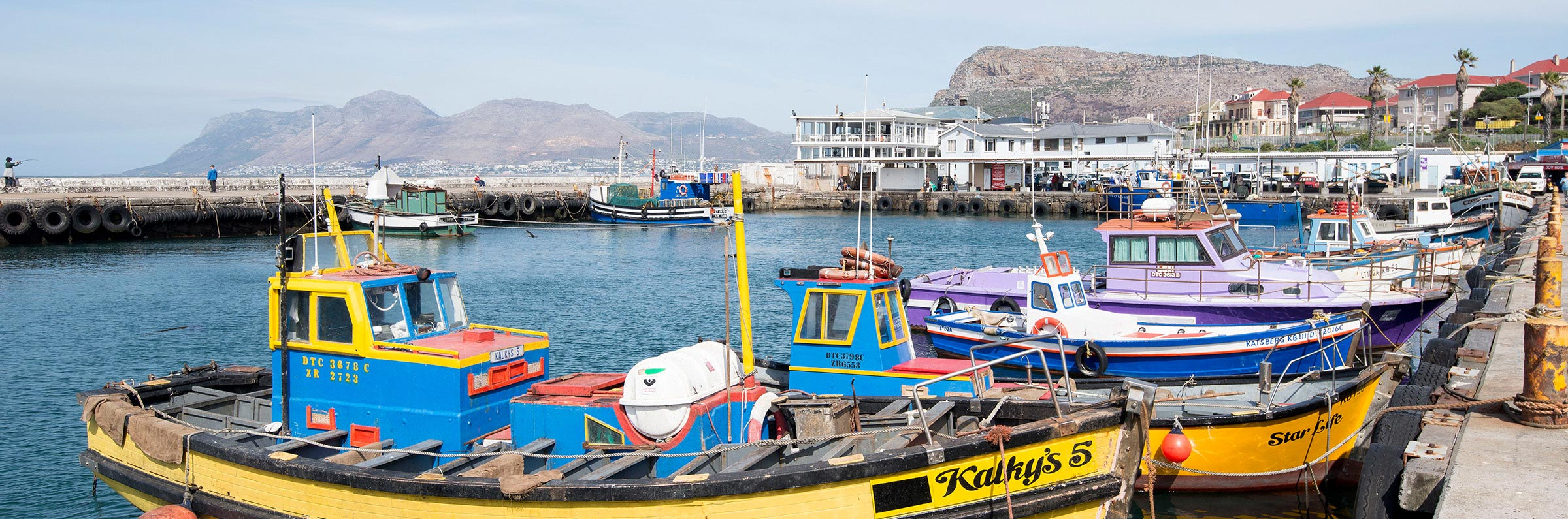 Sights and attractions in Cape Town