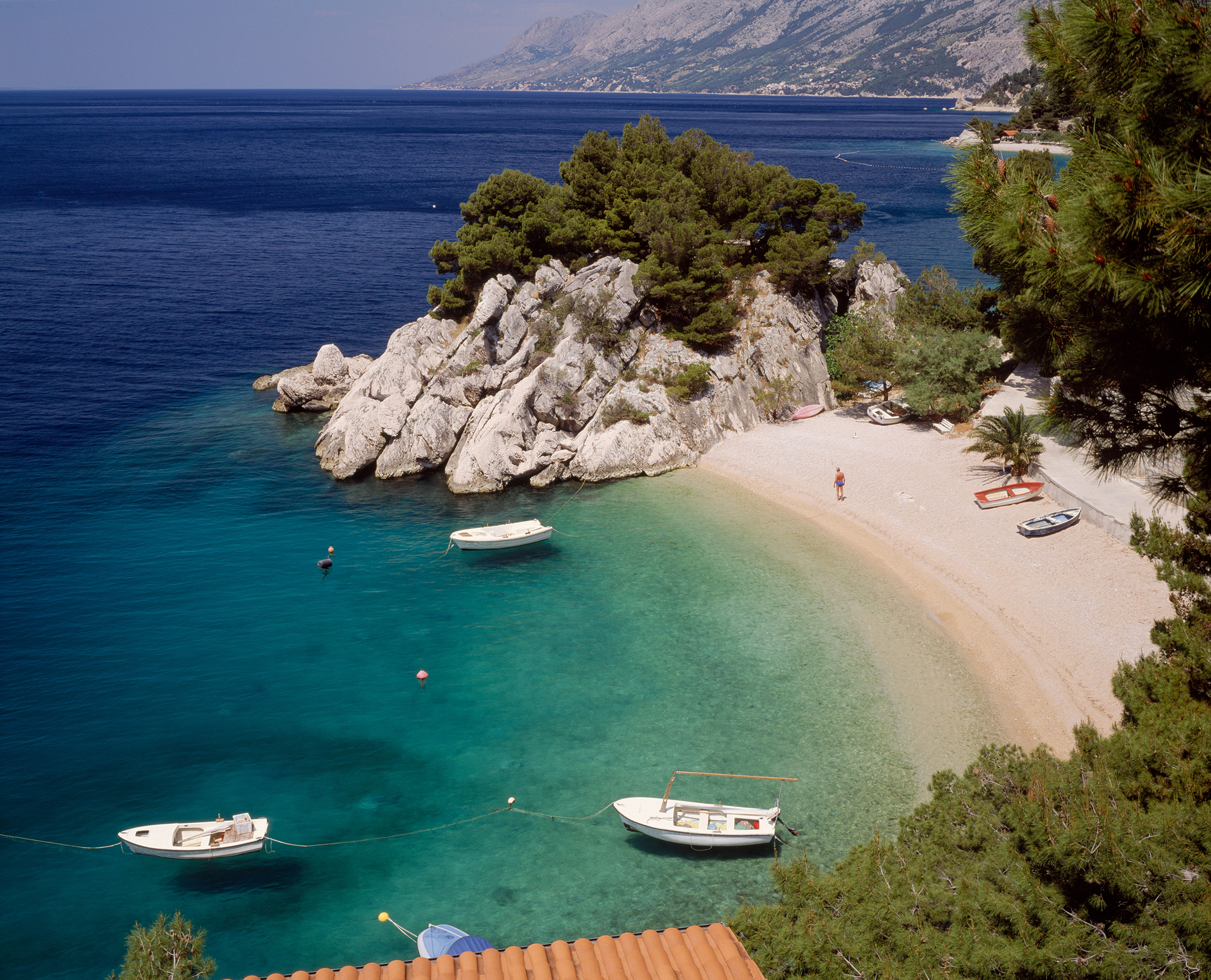 Best for familyMakarska Rivijera Croatia