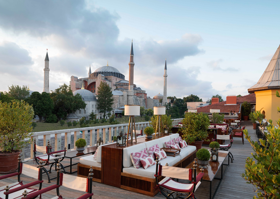 Four Seasons Sultanahmet