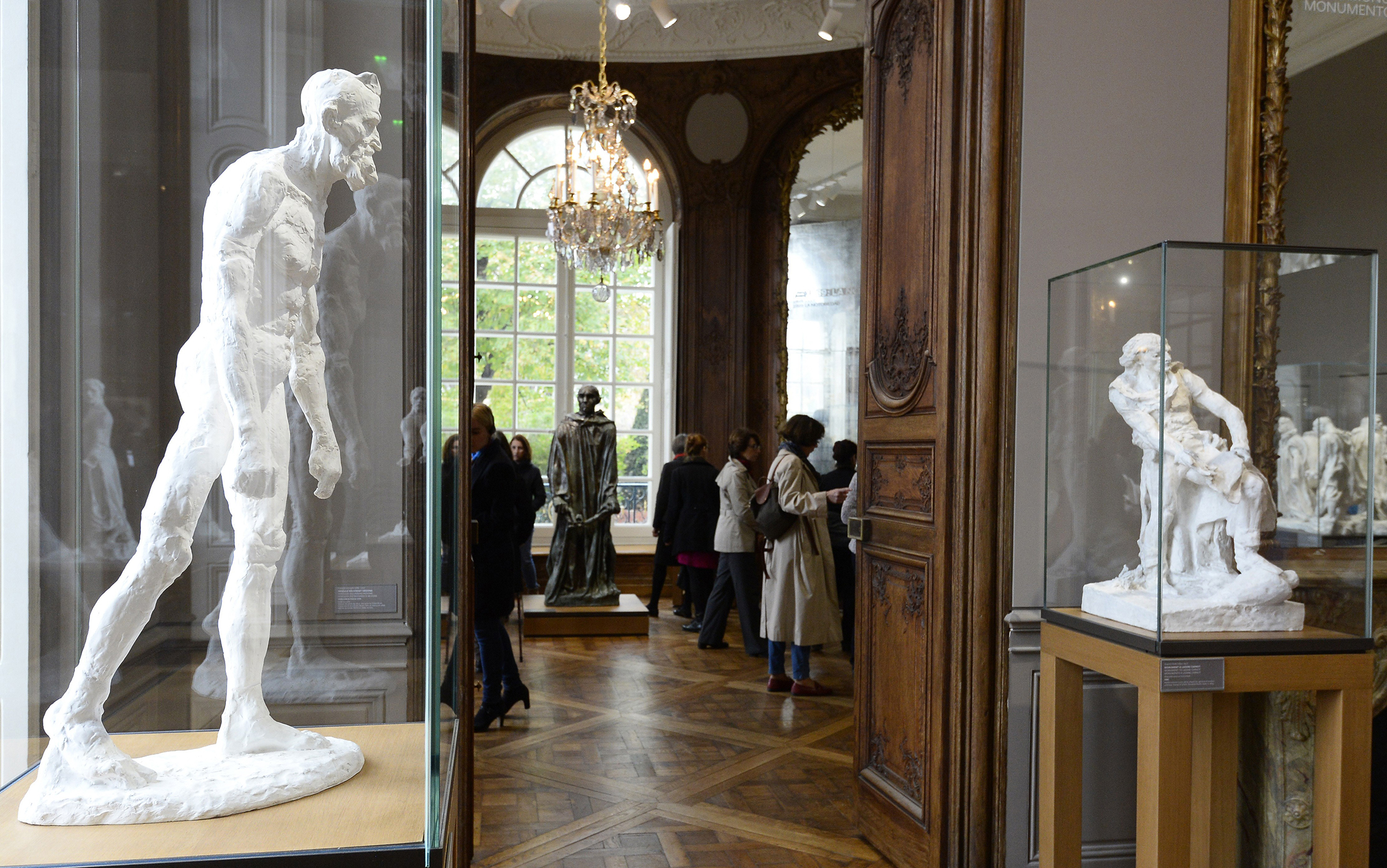 Musee Rodin Paris France 48 hours in Paris