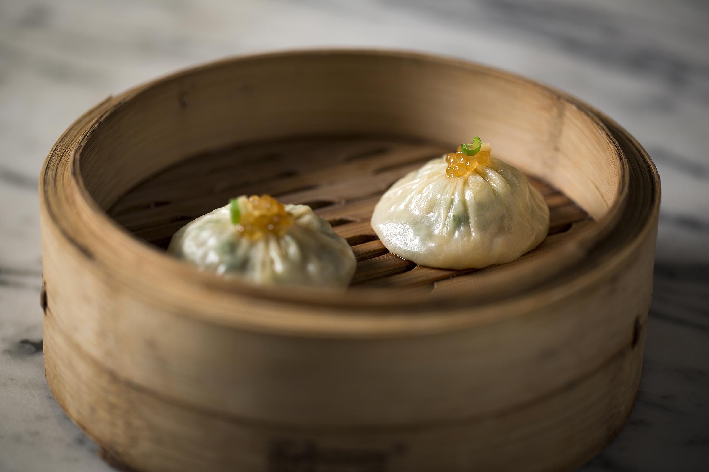 Xiao Long Bao A Wong restaurant London