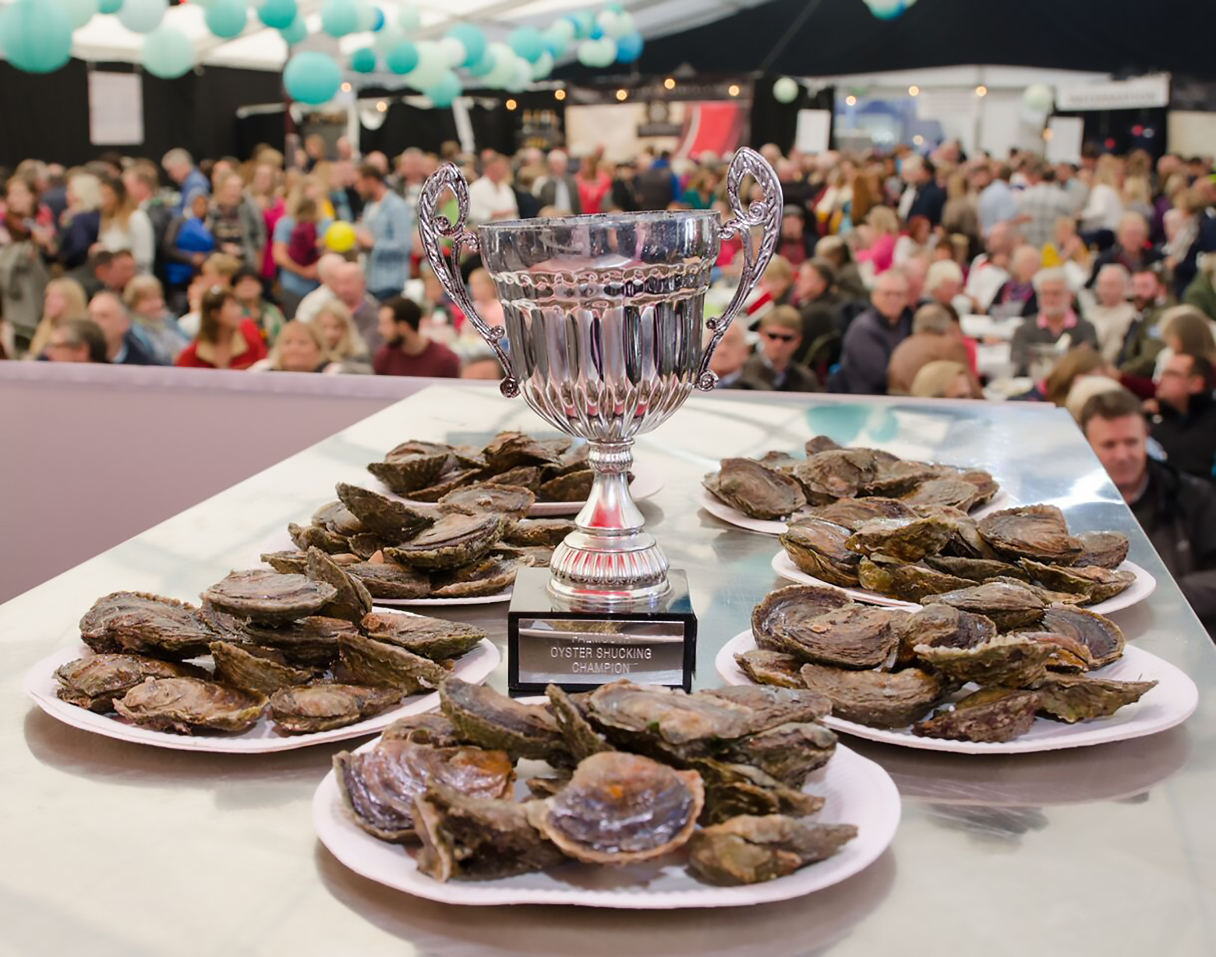 Oyster festival United Kingdom