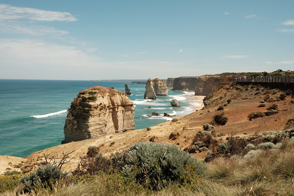12 Apostles on the Great Ocean Road