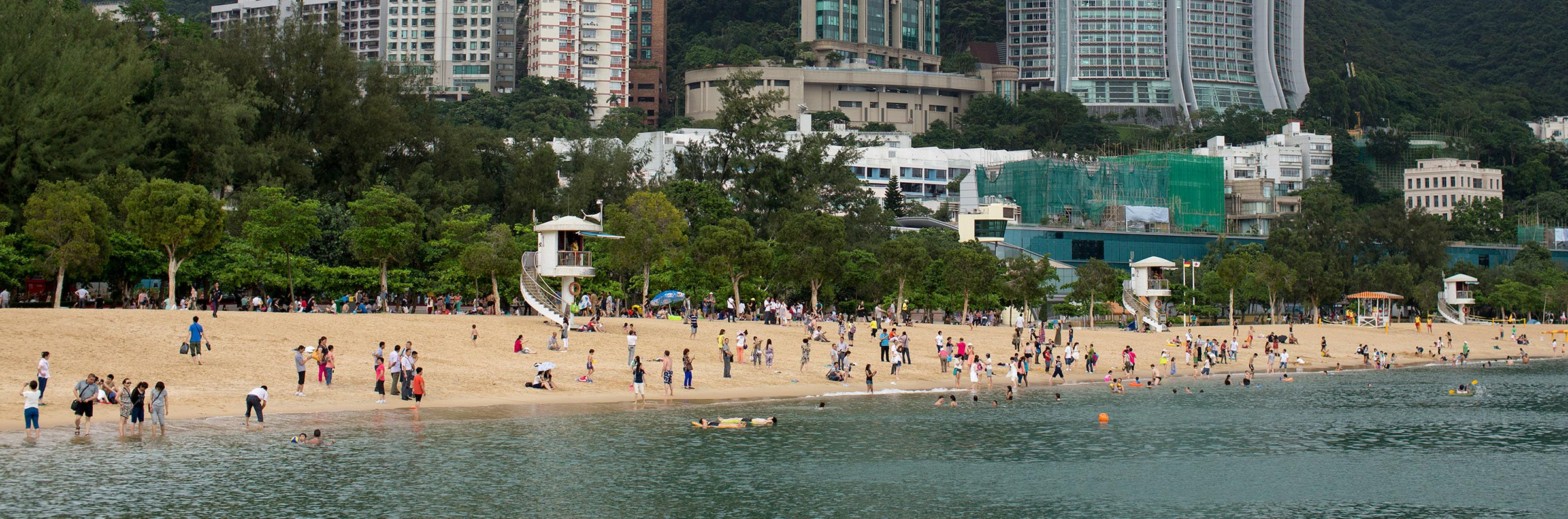 Unique to Hong Kong in Hong Kong