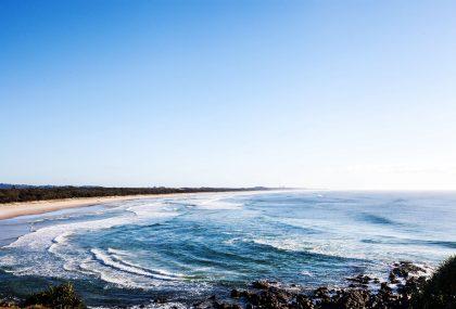 Brisbane to Byron Bay along Australias Gold Coast