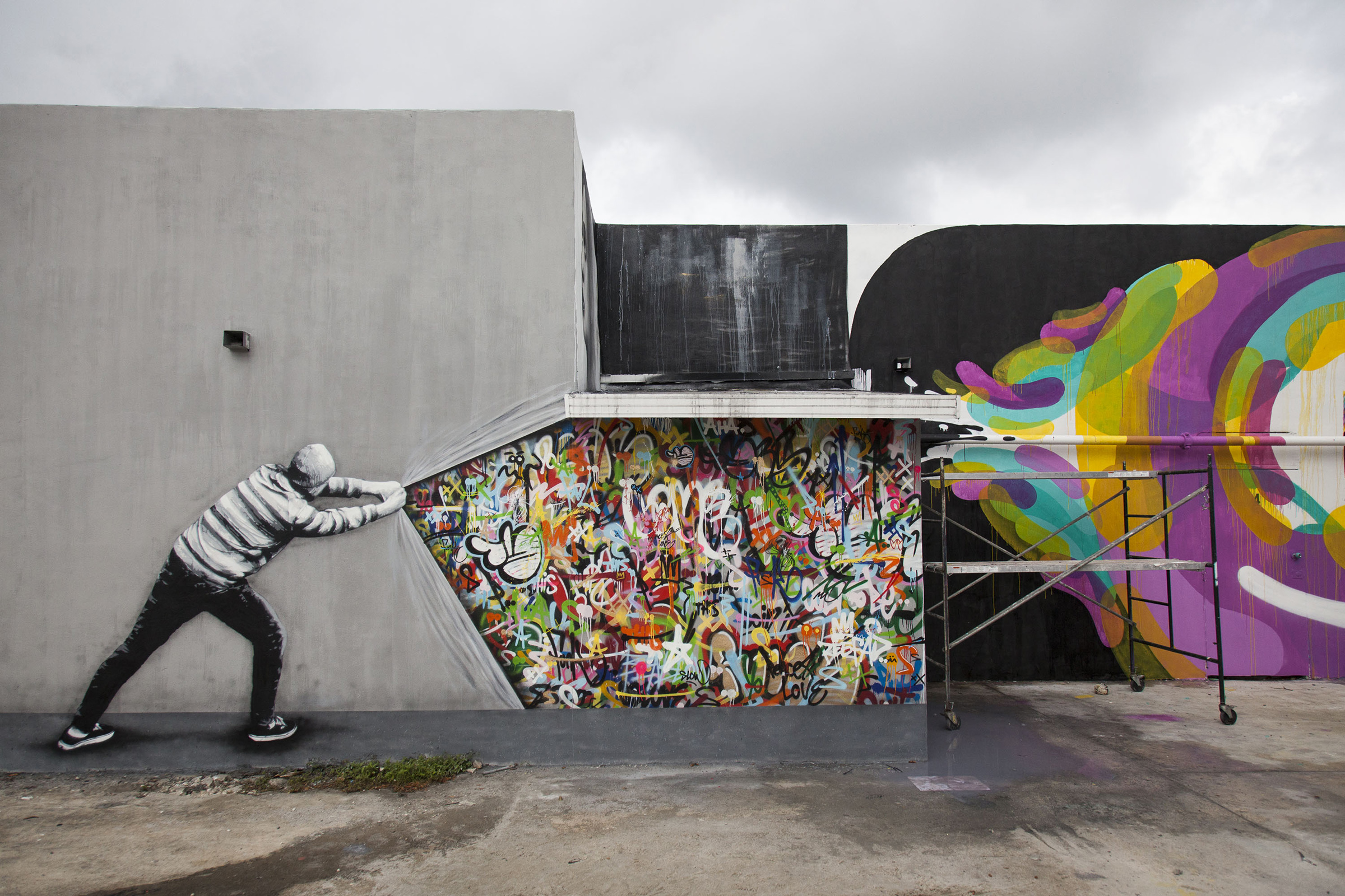 Wynwood and the Design District