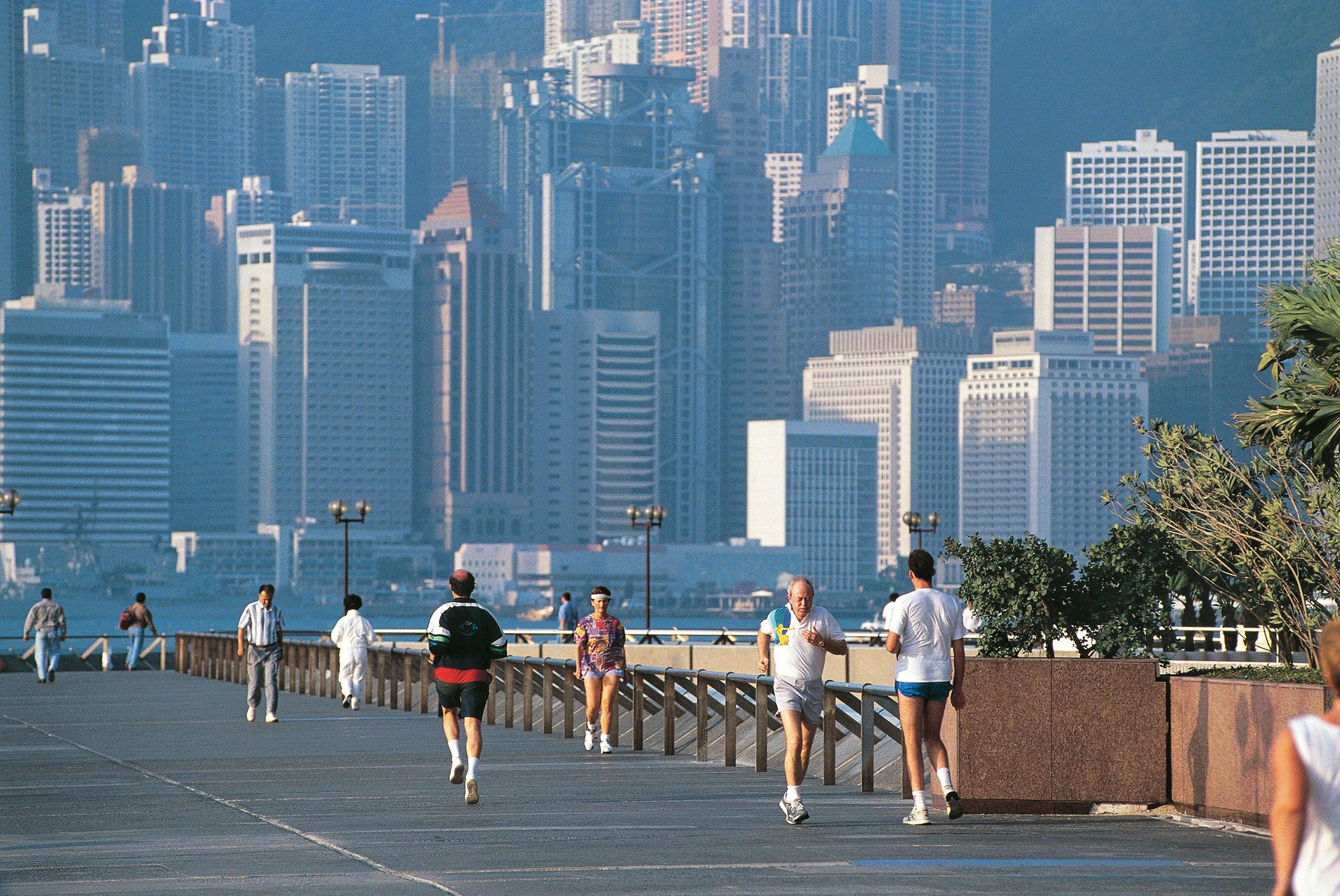 Harbour Running