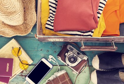 Become a savvy packer