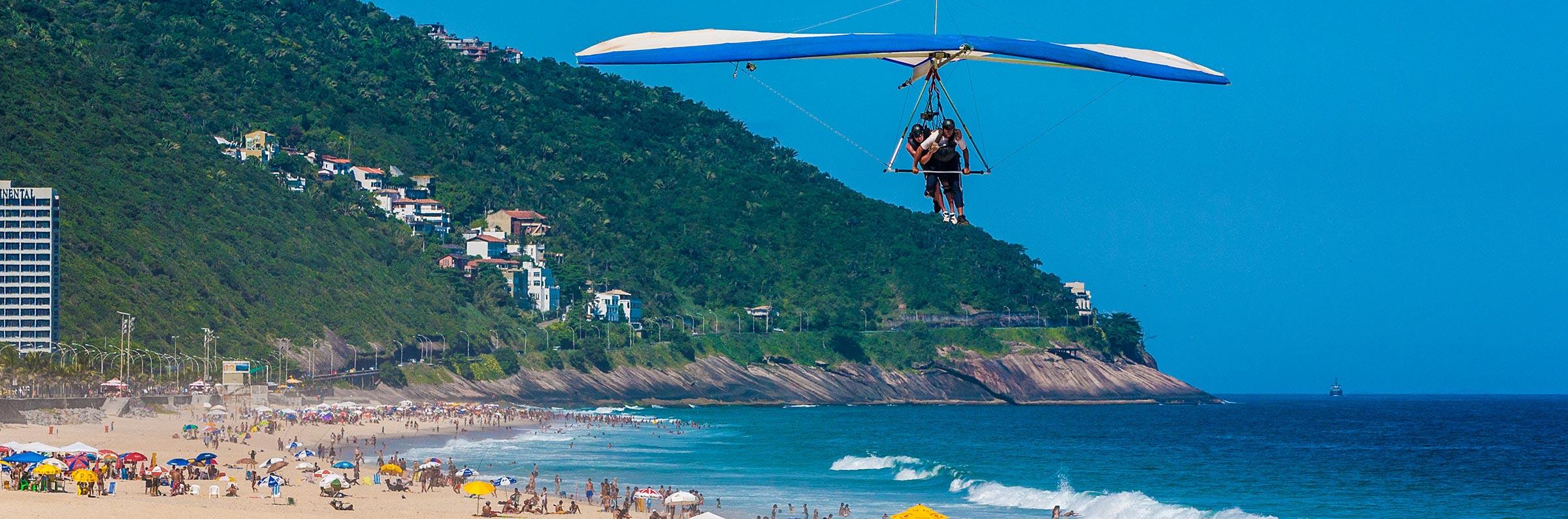 Unique to Rio in Rio