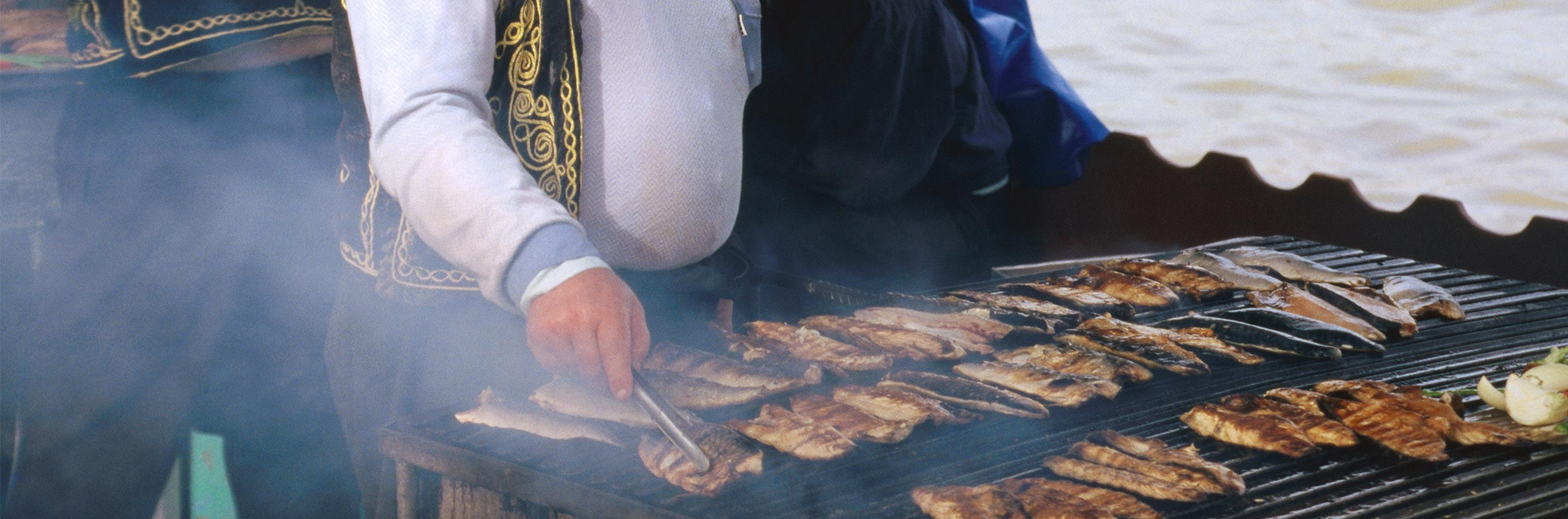 Food and drink in Istanbul