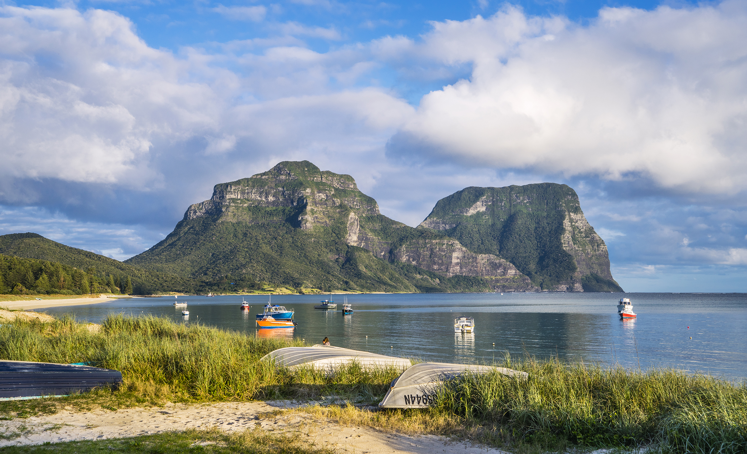 Lord Howe Island NSW AU summer sun escapes