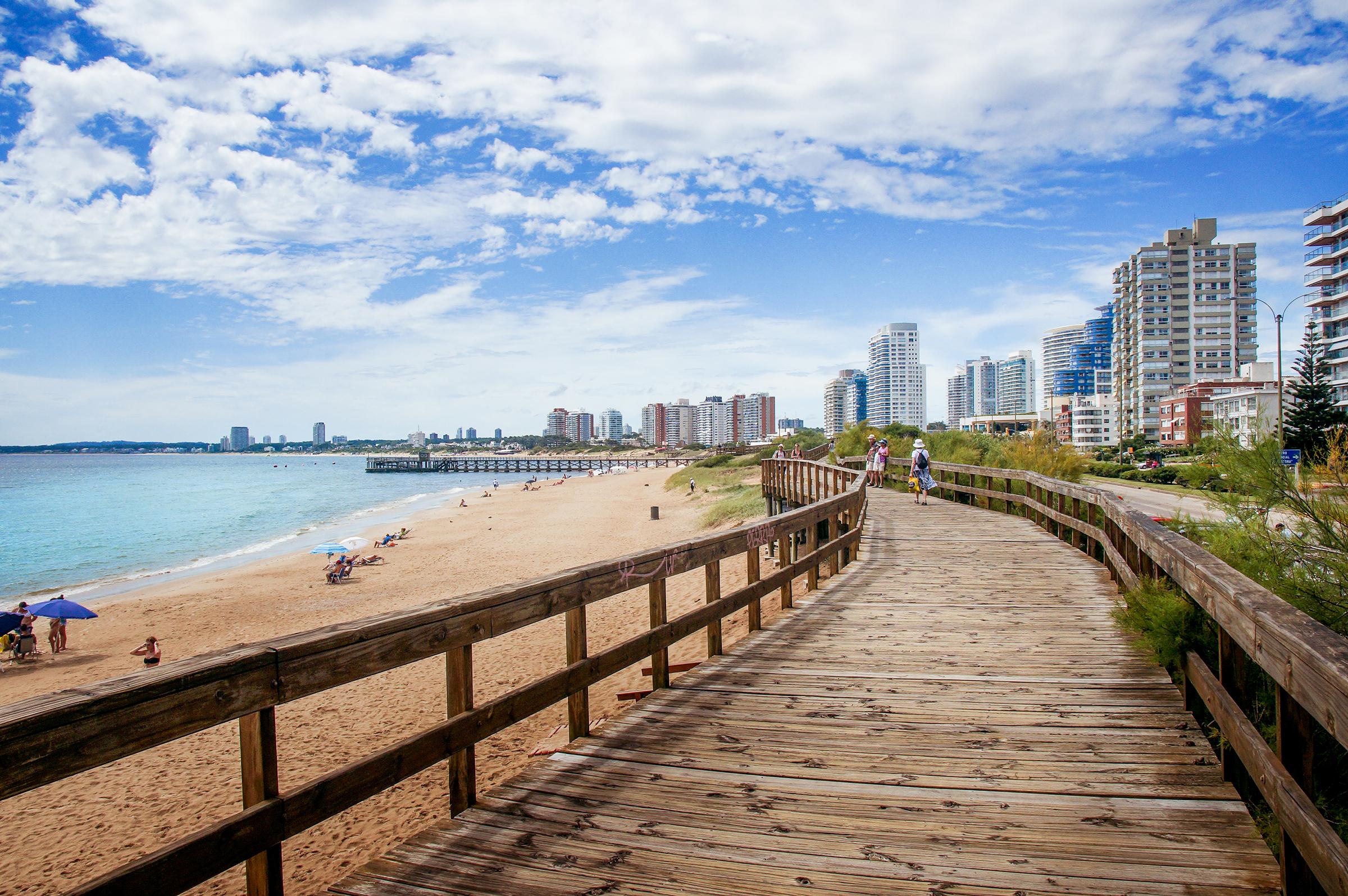 Punta del Este Uruguay summer sun escapes