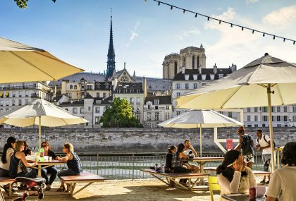 48 hours in Paris
