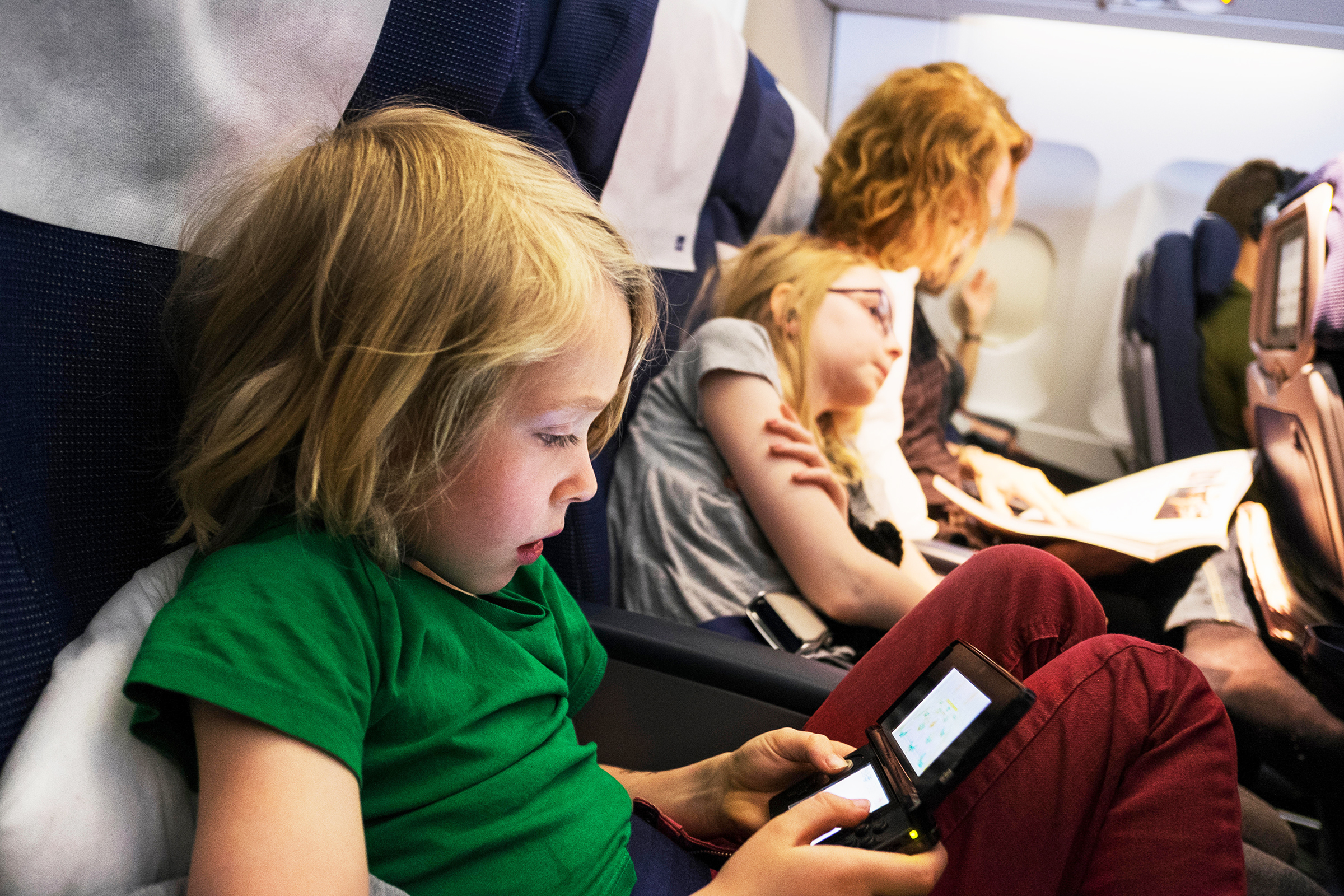 holiday travel with kids