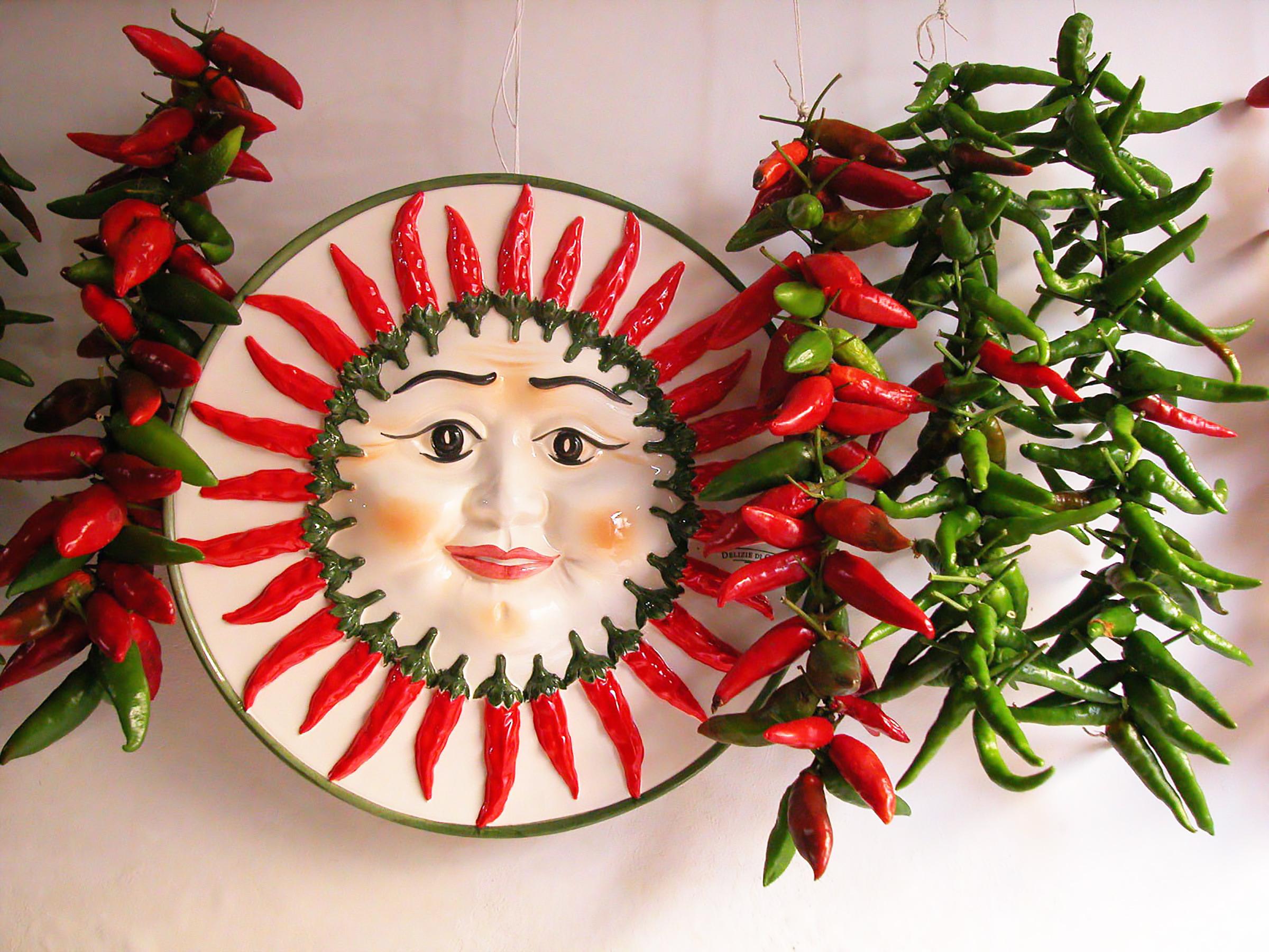 Peperoncino festival Italy