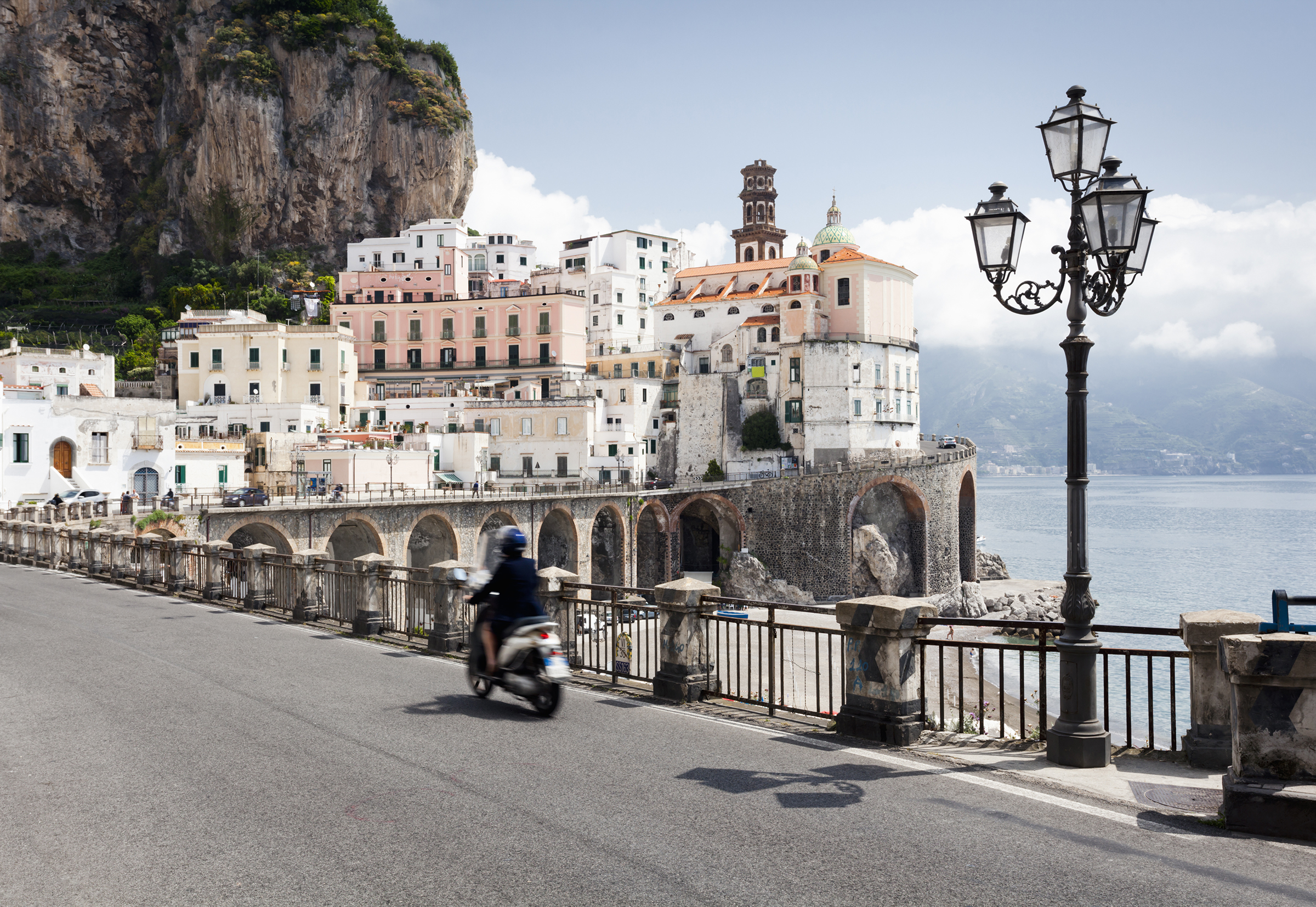 The Amalfi Coast Naples to Positano