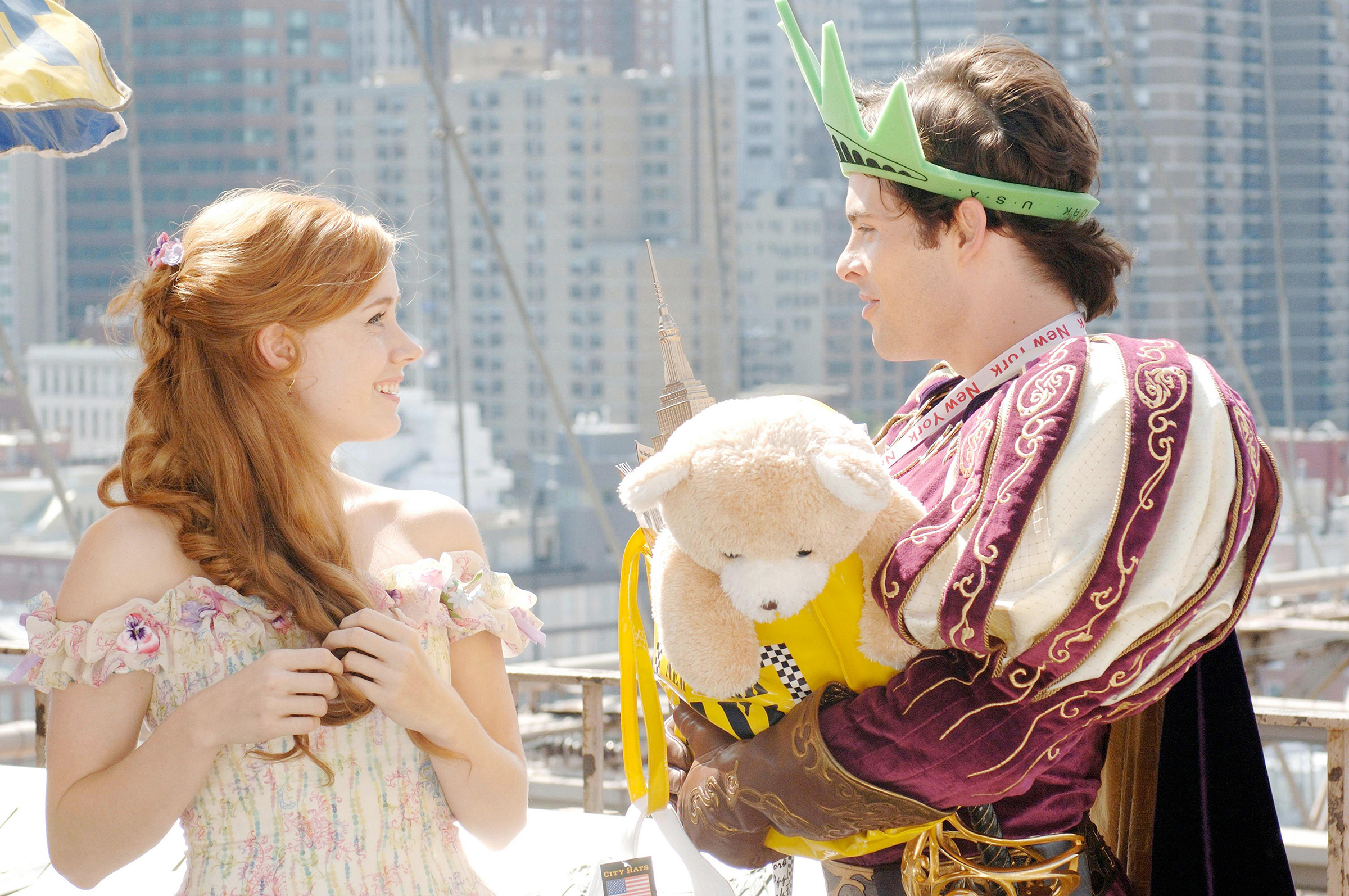 LoveEnchanted Let New York cast its spell