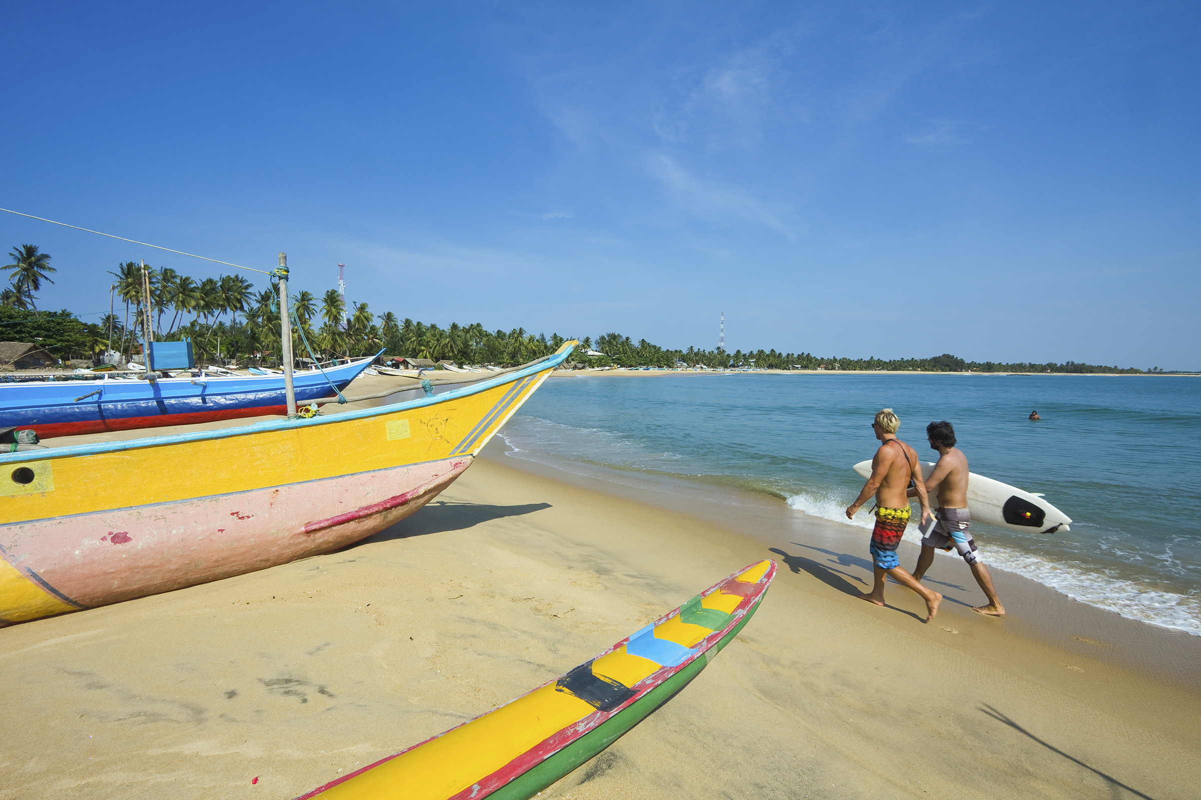 Best for surfingArugam Bay Sri Lanka