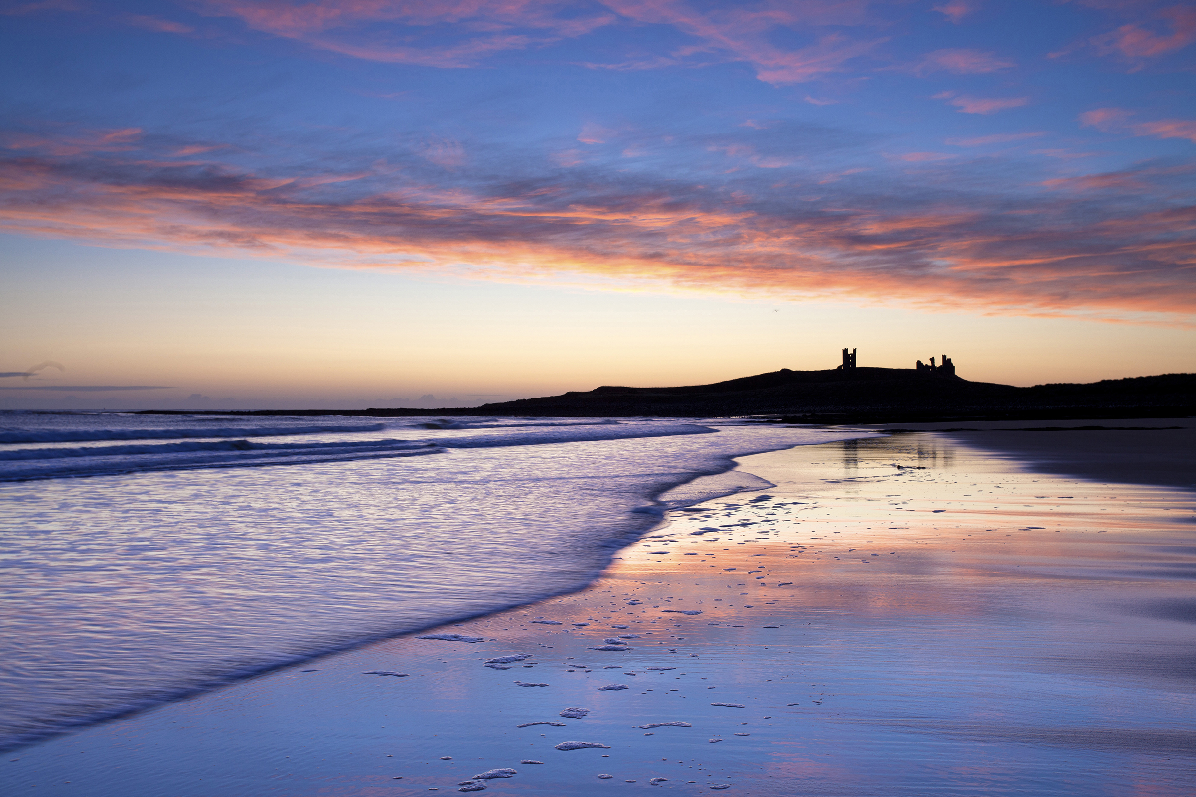 Best for sunrisesunsetEmbleton Bay Northumberland UK