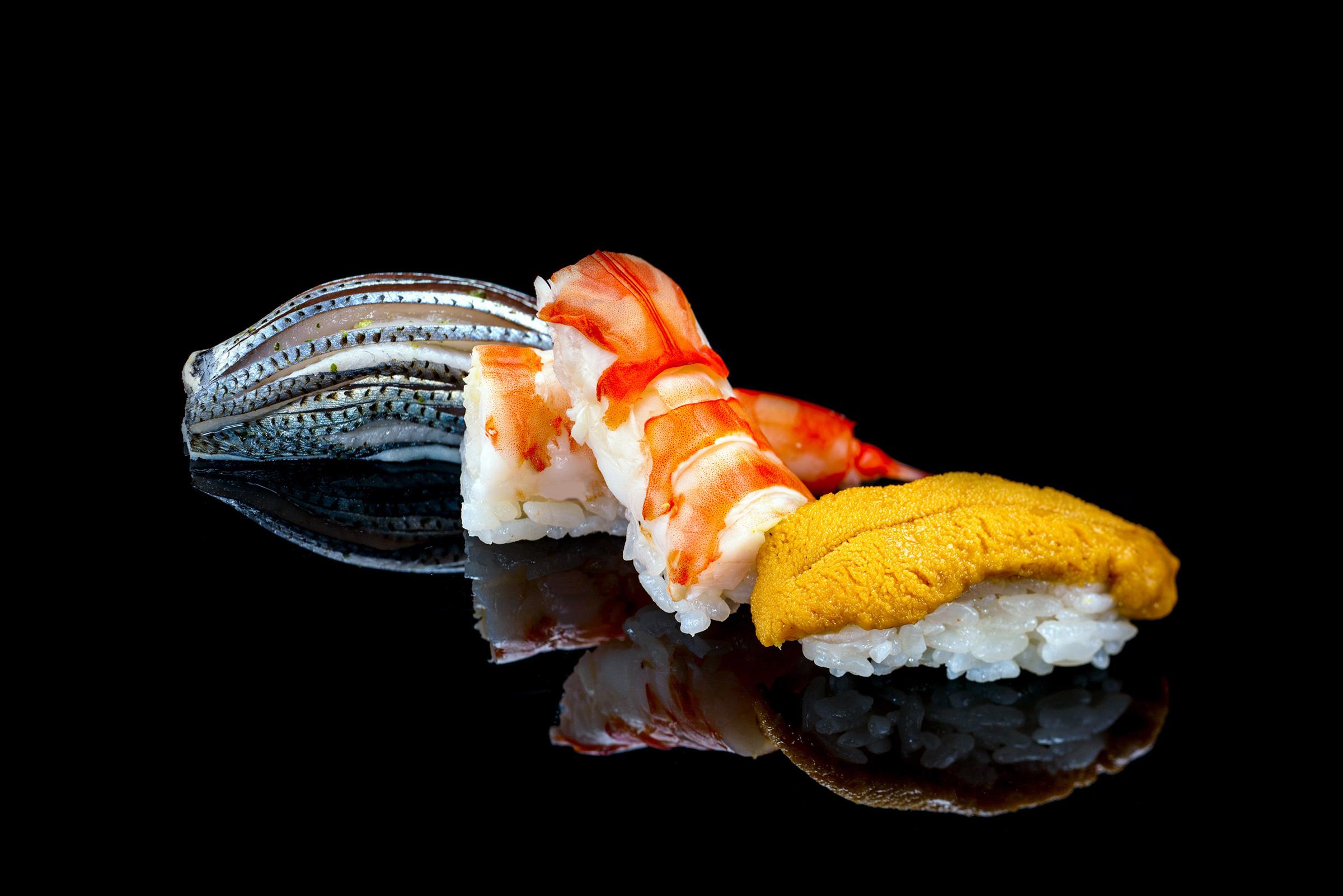 Sushi Rozan omakase Hong Kong food
