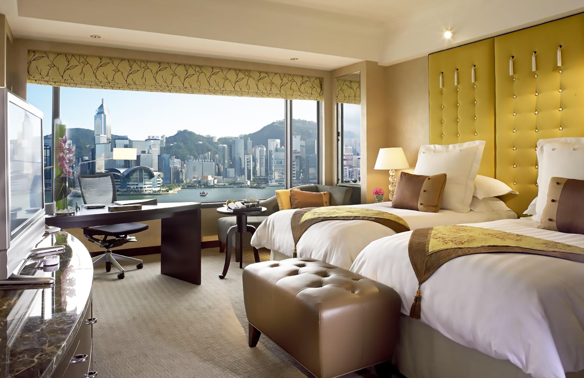 The InterContinental Hong Kong