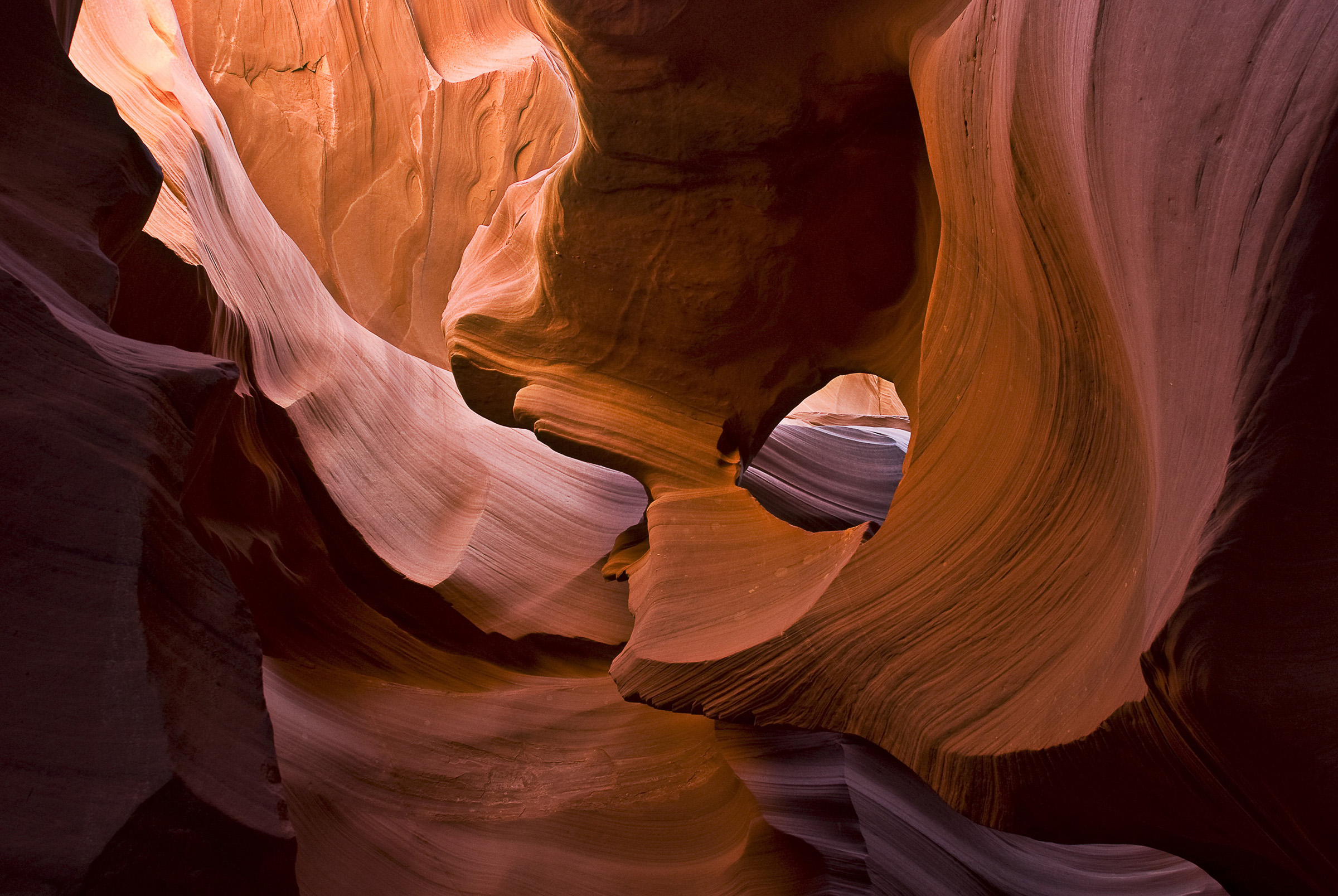 Antelope Canyon Arizona Usa