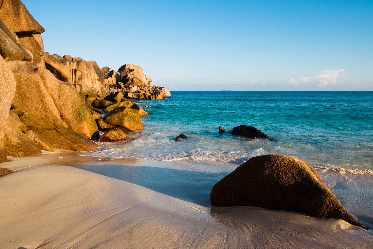 Seychelles green destination