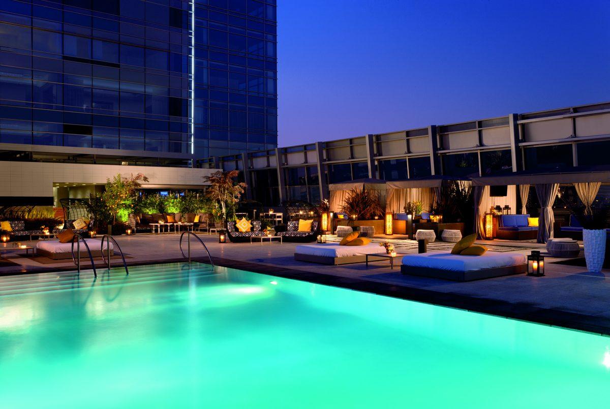 Ritz-Carlton Los Angeles California USA