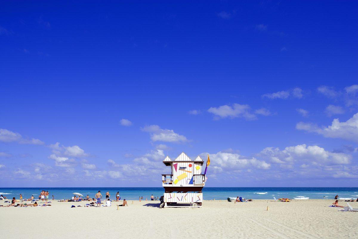 Miami USA American Express Travel