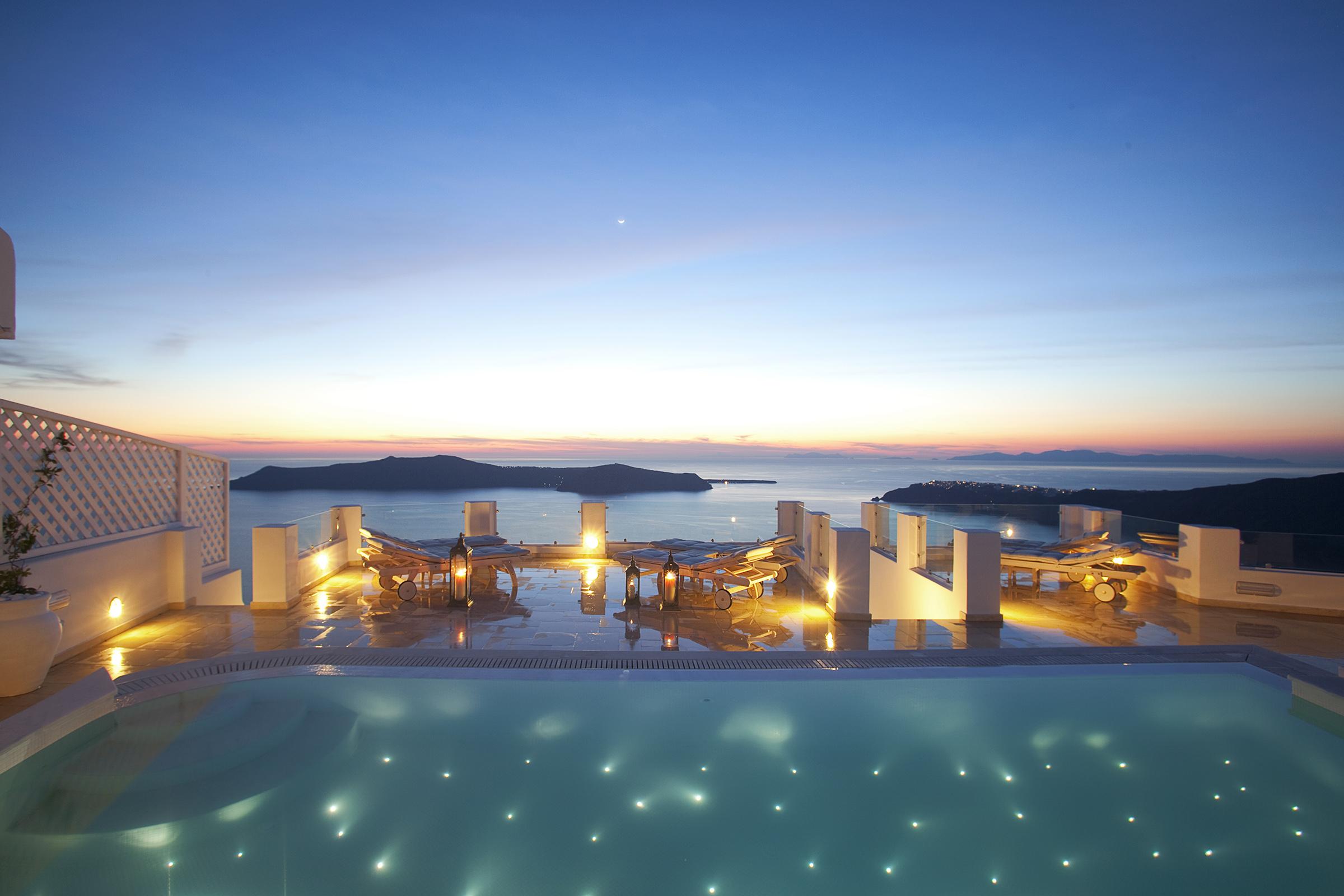 Above Blue Suites Greece