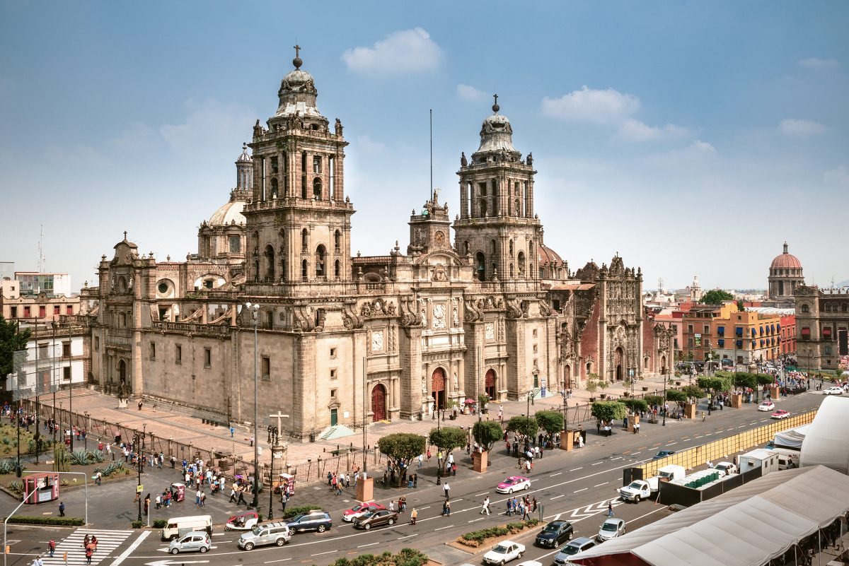 Amex Travel UK Mexico City