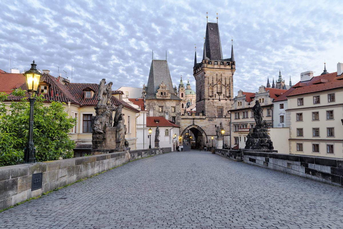 Amex Travel UK Prague