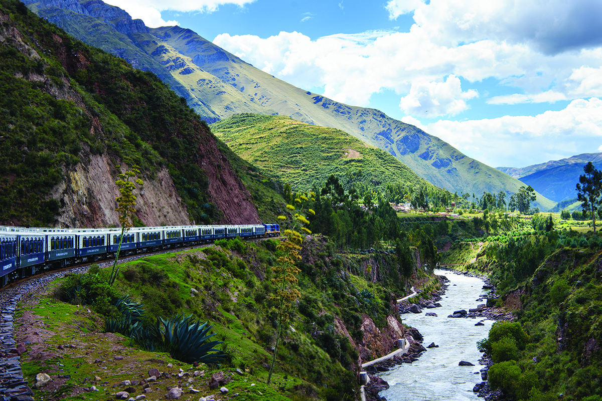 South Americas first luxury sleeper train Belmond Andean Explorer